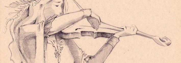 fée violon